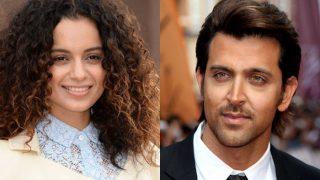 Hrithik Roshan Responds To Kangana Ranaut, Says The Actress Sent Him Sexually Explicit Emails