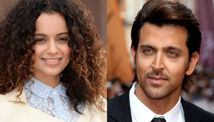 Hrithik Roshan files complaint against Kangana; alleges Ranaut stalked, 'hounded' him