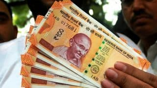 Rs 200 New Bank Notes to be in ATMs by Year-End: Report