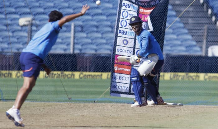 India vs New Zealand: Pitch curator filmed passing on information to 'bookies&#39