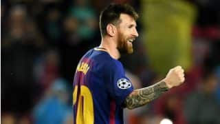 La Liga: Lionel Messi All Set For 600th FC Barcelona Appearance