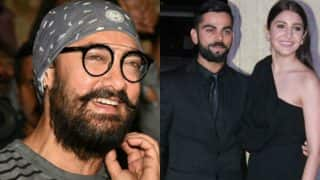 Aamir Khan Just Can't Stop Praising Anushka Sharma's Beau Virat Kohli – Check Tweet