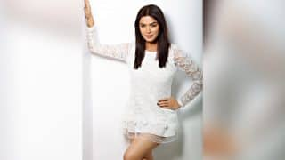 Aashka Goradia To Wear Her Mother-in-law's Wedding Gown On Her White Wedding