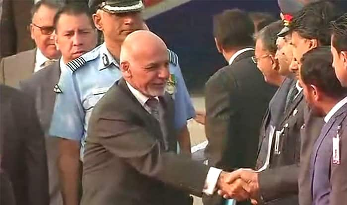 Afghanistan President on one-day working visit to India