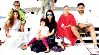 This Is How Amitabh Bachchan Is Celebrating His 75th Birthday In Maldives With Family
