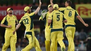 Tri-Series Final: Australia Beat New Zealand on DLS to Win Tournament