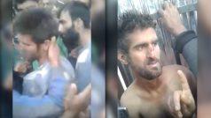 पुलिस ने 'मानसिक रूप से अस्वस्थ' संदिग्ध चोटी कटवा को भीड़ से बचाया