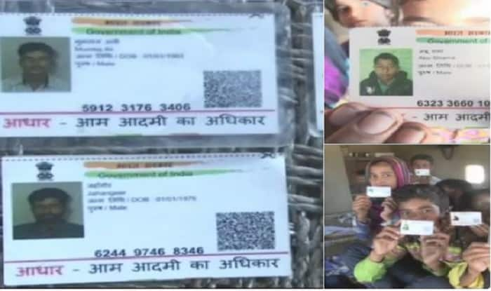 800 families issued Aadhaar card with same birth date in Uttarakhand!