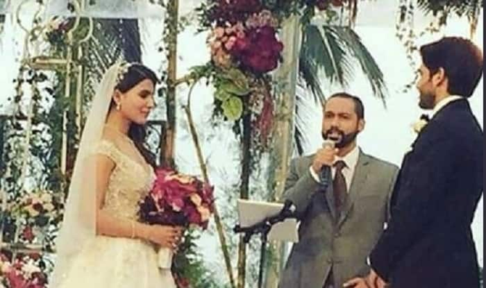 Samantha Ruth Prabhu Naga Chaitanya Wedding The Couple
