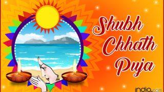 Chhath Puja 2018 Wishes: छठ पूजा पर इन मैसेजेस से करें अपनों को करें Wish, इन Photos और Gifs से अपडेट करें WhatsApp Status