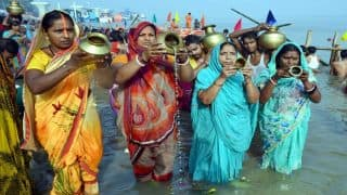 Chhath Puja 2017 Date & Time in Jharkhand: October 26 Sunset and 27 Sunrise Timings in Ranchi, Bokaro, Dhanbad and Jamshedpur