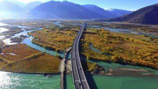 China Opens 409-km Expressway in Tibet Close to Arunachal Pradesh Border