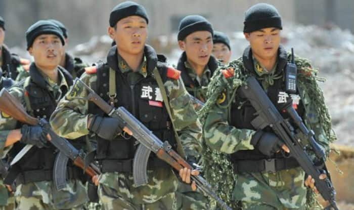 The Chinese People's Liberation Army in transition: Implications for Indian defence