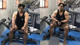 Ram Kapoor Shares Pic Struggling In Gym, Twitterati Trolls Him In Return