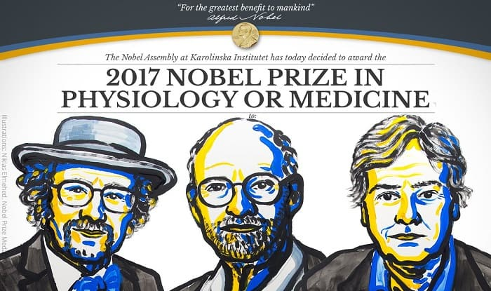 Nobel Prize 2017: Jeffrey C Hall, Michael Rosbash And Michael W Young Awarded in Medicine