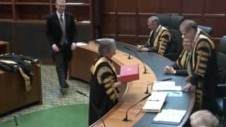 Brenda Hale Becomes First Female President of United Kingdom Supreme Court; Day Hailed as Historic