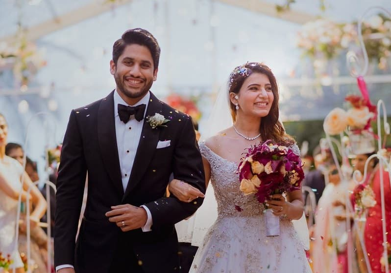 Naga Chaitanya Samantha Marriage Photos Latest Pics - Chai Sam Wedding Images Pictures