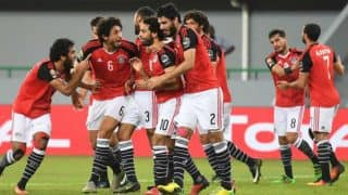 Egypt Qualify for Football World Cup for the First Time Since 1990