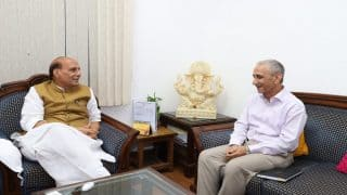 Dineshwar Sharma Says Finding Permanent Solution For Jammu and Kashmir is Top Priority
