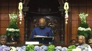 Ram Nath Kovind Hails Tipu Sultan, BJP Accuses Congress of Manipulating President's Speech