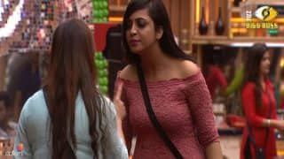 Bigg Boss 11 October 13 2017 Full Written Update: Hina Khan, Arshi Khan and Sapna Chaudhary Are Thrown Into Kaalkothri