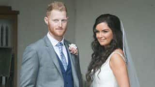 England Cricketer Ben Stokes Ties the Knot With Fiancé Clare Ratcliffe