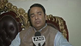 Did Not Speak Against Taj Mahal, But Its Makers: BJP MLA Sangeet Som