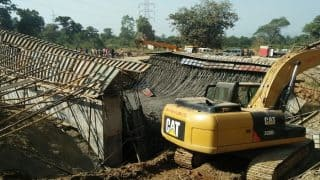 Chhattisgarh: Under Construction Bridge Collapses in Korba, 1 Dead