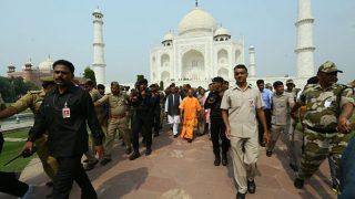 Those Who Divided Society on Caste Lines Irked by my Agra Visit, Says Uttar Pradesh CM Yogi Adityanath