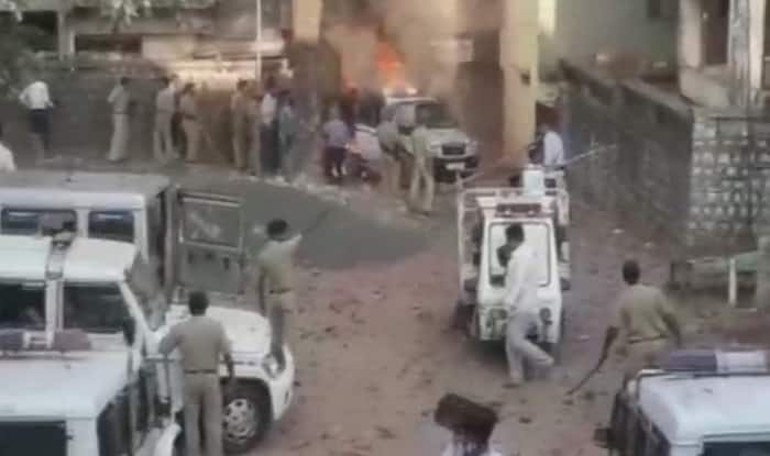 Gujarat: One person killed in police firing in Dahod