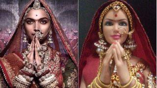 Deepika Padukone's Rani Padmini Avatar in SLB's Padmavati Turned Into Gorgeous Princess Dolls (See Pictures)