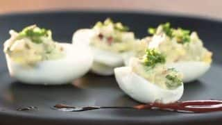 Deviled Eggs Recipe: Don   t be Fooled by the Name - These Eggs Taste Divine!