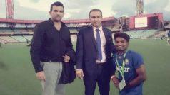 अब बाउंड्री पर बॉल उठाते नहीं दिखेगा टीम इंडिया का फैन दिव्यांग धर्मवीर