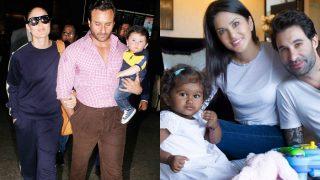 Taimur Ali Khan, Nisha Kaur Weber: First Diwali For 7 Star Kids Of Bollywood