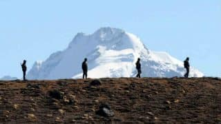 1,800 Chinese Troops Staying in Doklam Area For The First Time in Winter