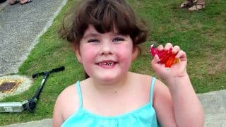 Periods At 4, Menopause At 5,  Addison's Disease Is Taking A Major Toll On This Girl's Health