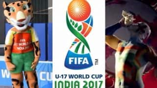 FIFA Under 17 World Cup India 2017 Mascot & Theme Song: See Pictures and Video of Official Creatives of Football World Cup