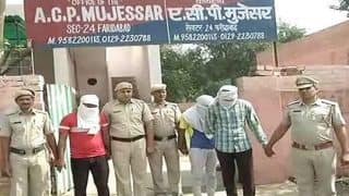 Faridabad Cow Vigilantism Case: Police Arrest Three People For Beating Auto Driver Over Suspicion of Carrying Beef