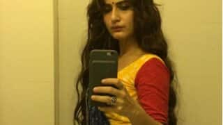 Fatima Sana Shaikh Gets Trolled Once Again; This Time For Wearing A Saree-Read Comments