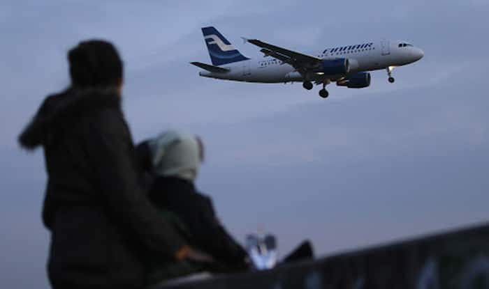 Flight 666 Safely Arrives In HEL On Friday The 13th