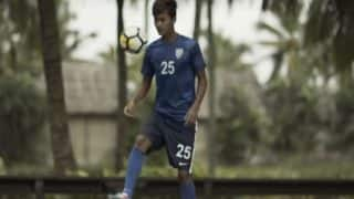 Jeakson Singh, a Son of Vegetable-Seller, Becomes First Ever Indian to Score in FIFA Tournament: Here Are Some Interesting Facts About The Midfielder