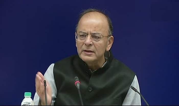 Highlights of Finance Minister Arun Jaitley's Big Press Conference on State of Economy