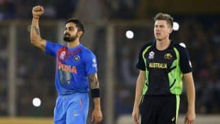 India vs Australia 1st T20I 2017: A Look at Some Numbers Ahead of the Ranchi T20I