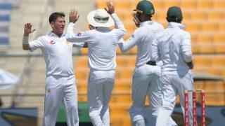 Pakistan vs Sri Lanka 1st Test: Yasir Shah Shines, Pakistan Need 136 to Win