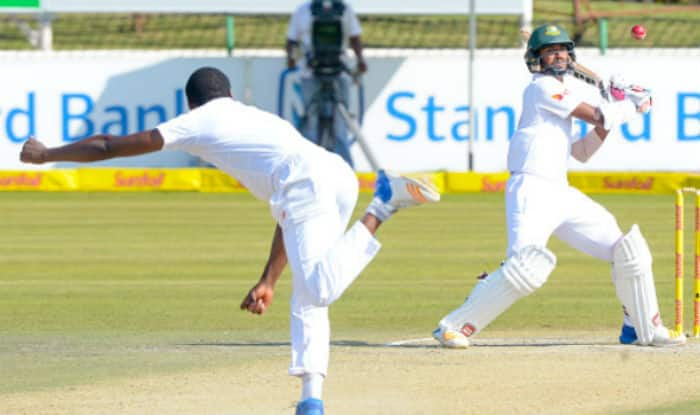 South Africa keep Bangladesh on the edge