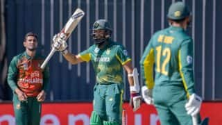 South Africa vs Bangladesh 2nd ODI Live Streaming: Get SA vs BAN Live Stream And Telecast Details