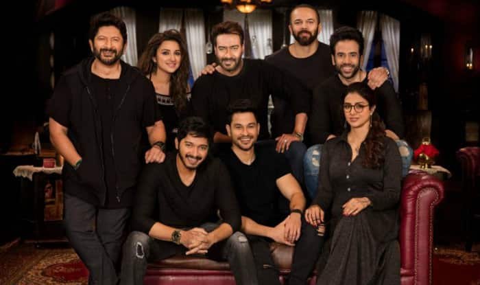 Golmaal Again Box Office Report Day 9