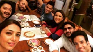 Rohit Shetty And Team Celebrate The Success Of Golmaal Again (View Pic)