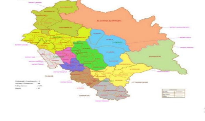 HP Map