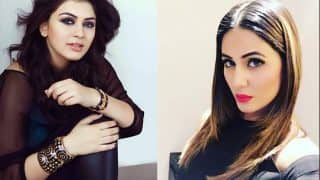 Hansika Motwani Lashes Out At Bigg Boss 11's Hina Khan For Degrading Comments About South Indian Film Actresses